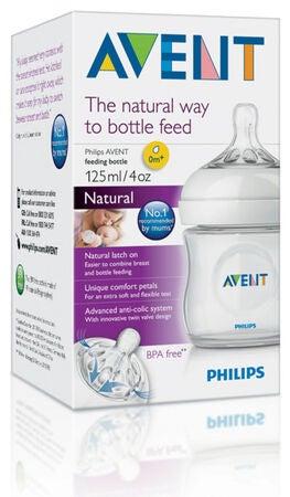 Köp Philips Avent Flaska Natural 125 ml  ef45039723e35