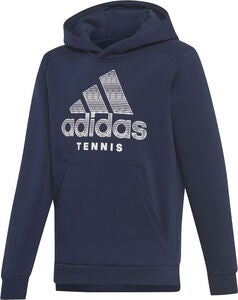 Adidas Youth Club Hoodie, Navy