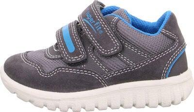 292ca028124 Köp Superfit Sport7 Mini Sneaker, Grey/Blue | Jollyroom
