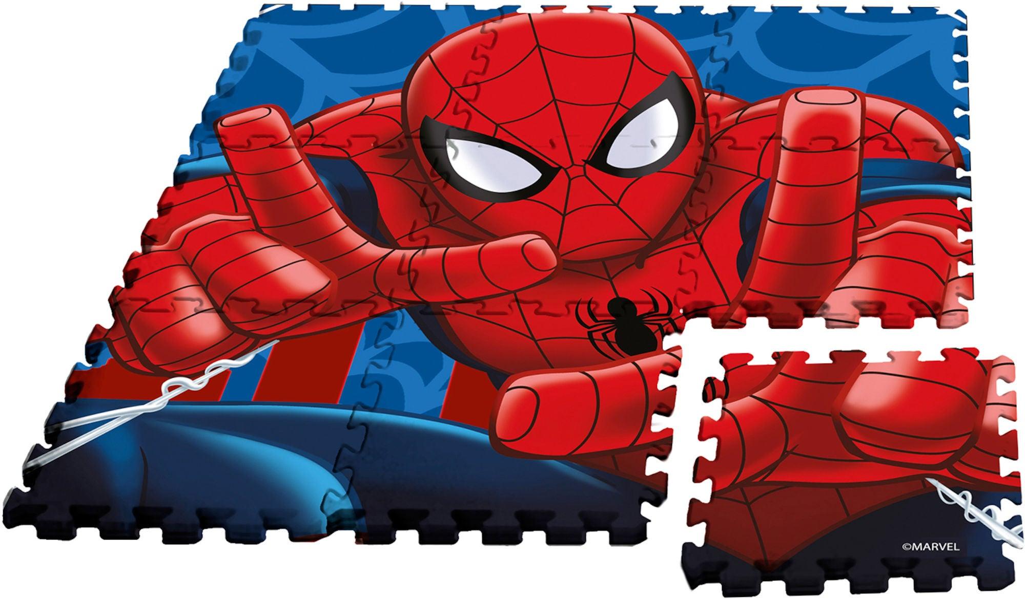Marvel Spiderman Lekmatta