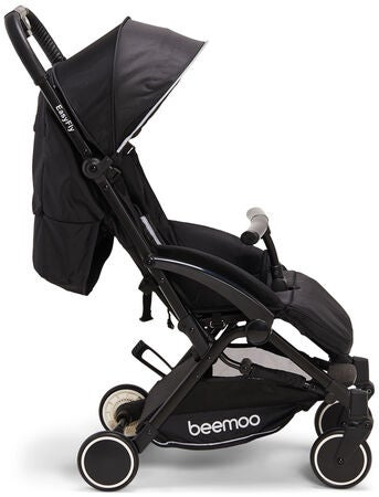 Beemoo Easy Fly Lux Sulky, Black