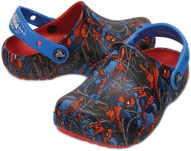 Crocs Fun Lab Spider-Man, Flame