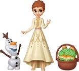 Disney Frozen 2 Doll And Friends Anna
