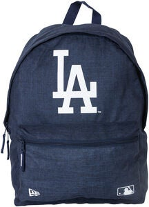 New Era MLB Losdod Ryggsäck 16L, Heather Navy/White