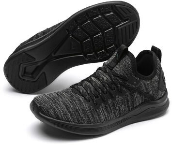Puma Ignite Flash Evoknit PS Sneaker, Black