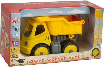 BIG Power-Worker Mini Tippbil