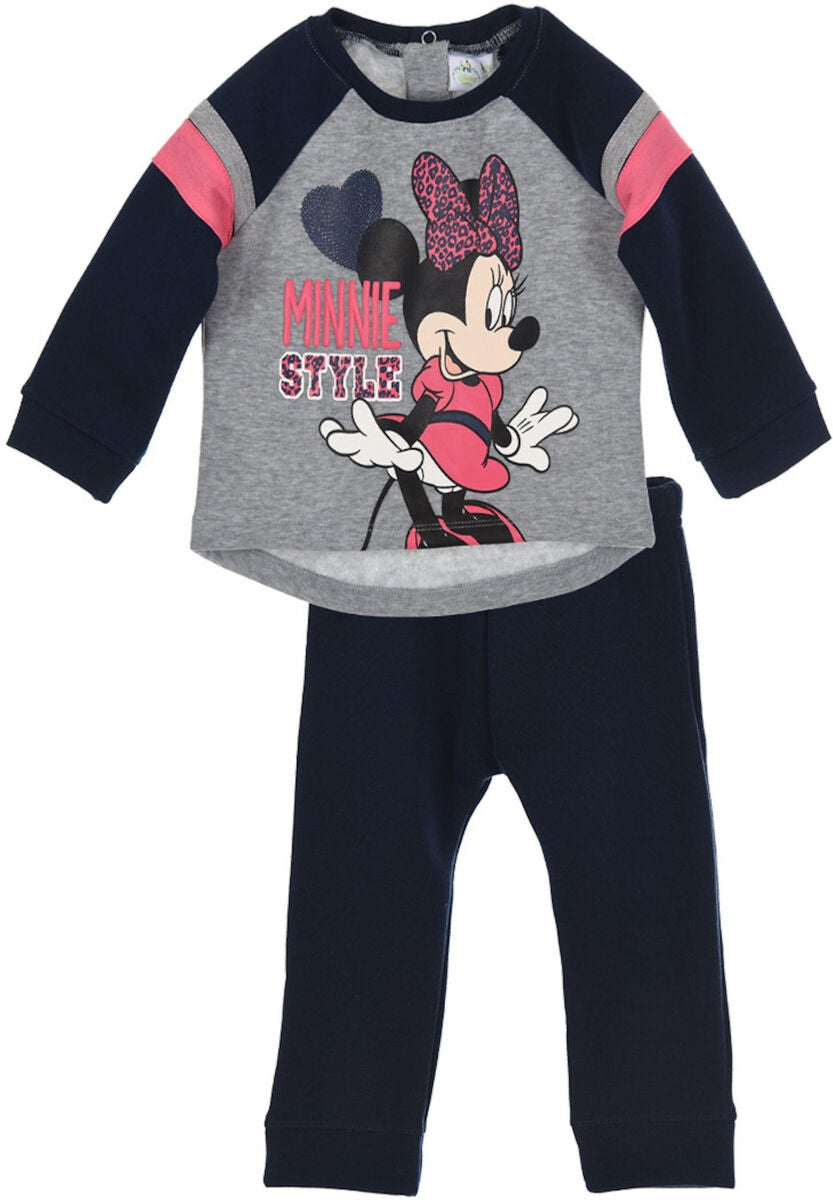 Disney Mimmi Pigg Set Jogging, Navy
