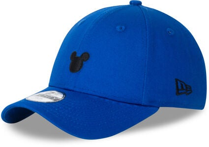 New Era Character 9Forty Kids Micmou Keps, Blue Azure