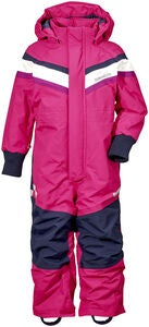 Didriksons Romme Overall, Fuchsia