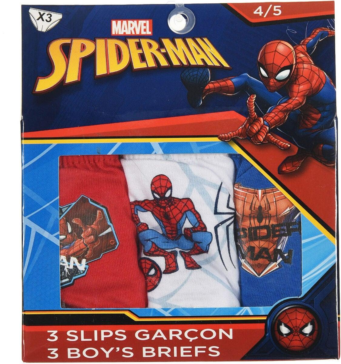 486c18f9f45 Köp Marvel Spider-Man Kalsong 3-Pack | Jollyroom