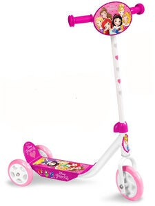 Disney Princess Scooter Trehjuling, Rosa