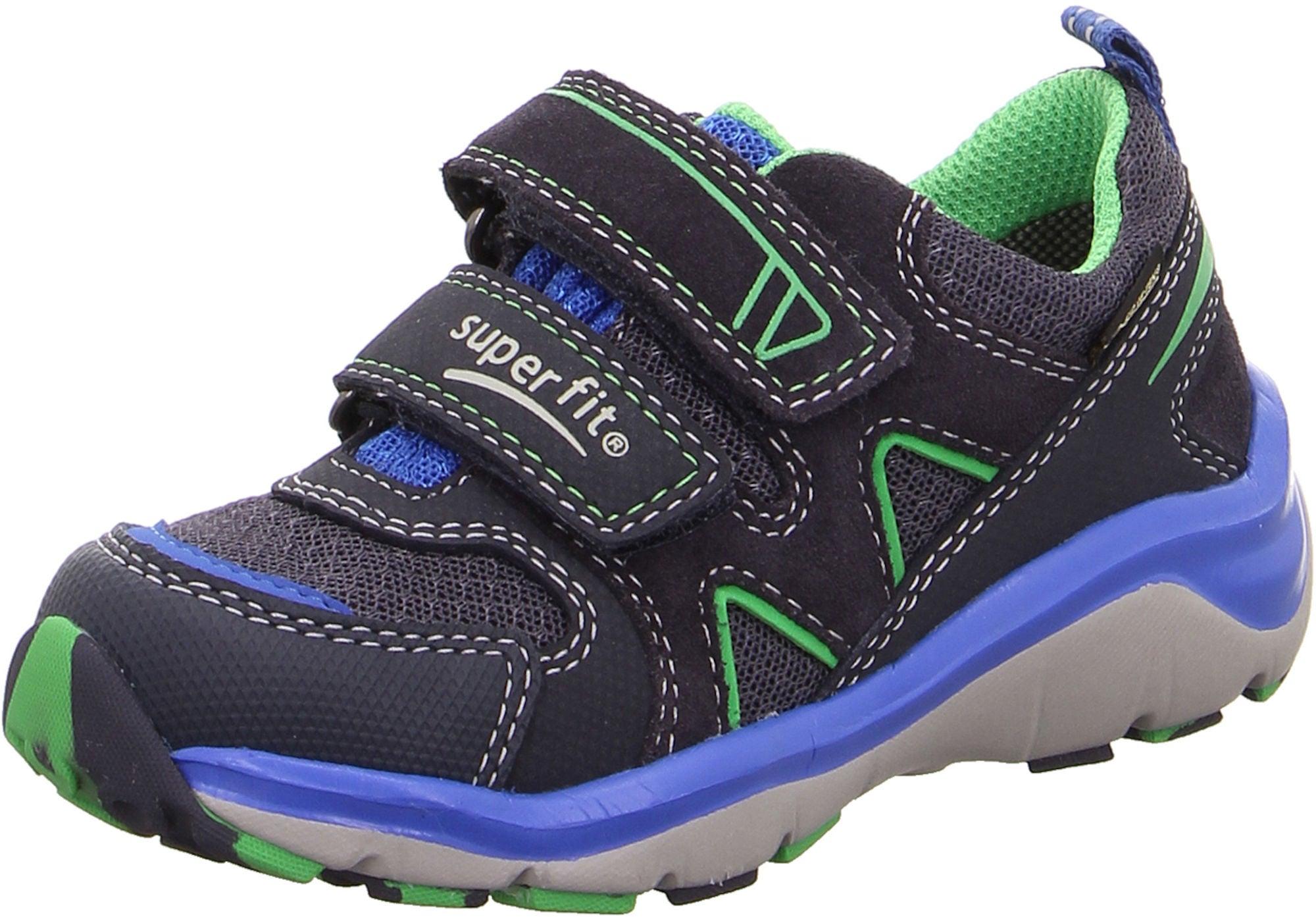 464414b9ebf Köp Superfit Sport5 GORE-TEX Sneaker, Blue/Green | Jollyroom