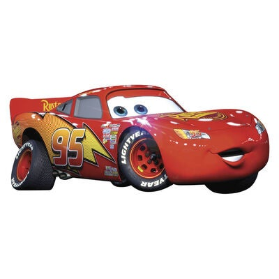 RoomMates Wallstickers Disney Cars Giant