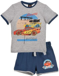 Disney Cars T-Shirt & Shorts, Grå