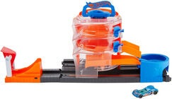 Hot Wheels Lekset Super Spin Dealership