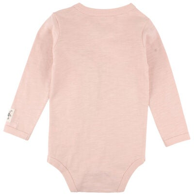 Small Rags Body Bay, Cameo Rose