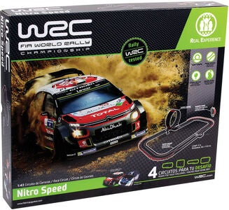 Ninco WRC Nitro Speed Bilbana