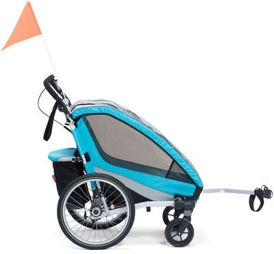 North 13.5 Active 1 Cykelvagn, Blue
