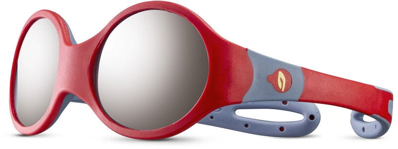 Julbo Loop M Spectron 4 Baby Solglasögon, Red/Grey