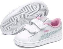 Perfekt Damskor Sneakers PUMA Smash V2 Sd Jr 365176 02
