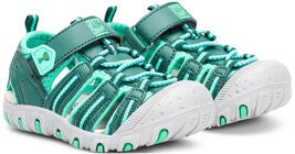Little Champs Relay Sandal, Fanfare Green