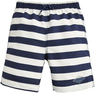 Tom Joules Badbyxa, Cream Navy Stripe
