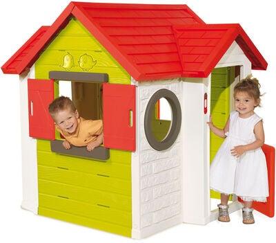 Köp Smoby Lekstuga My House  11526c3da84a8
