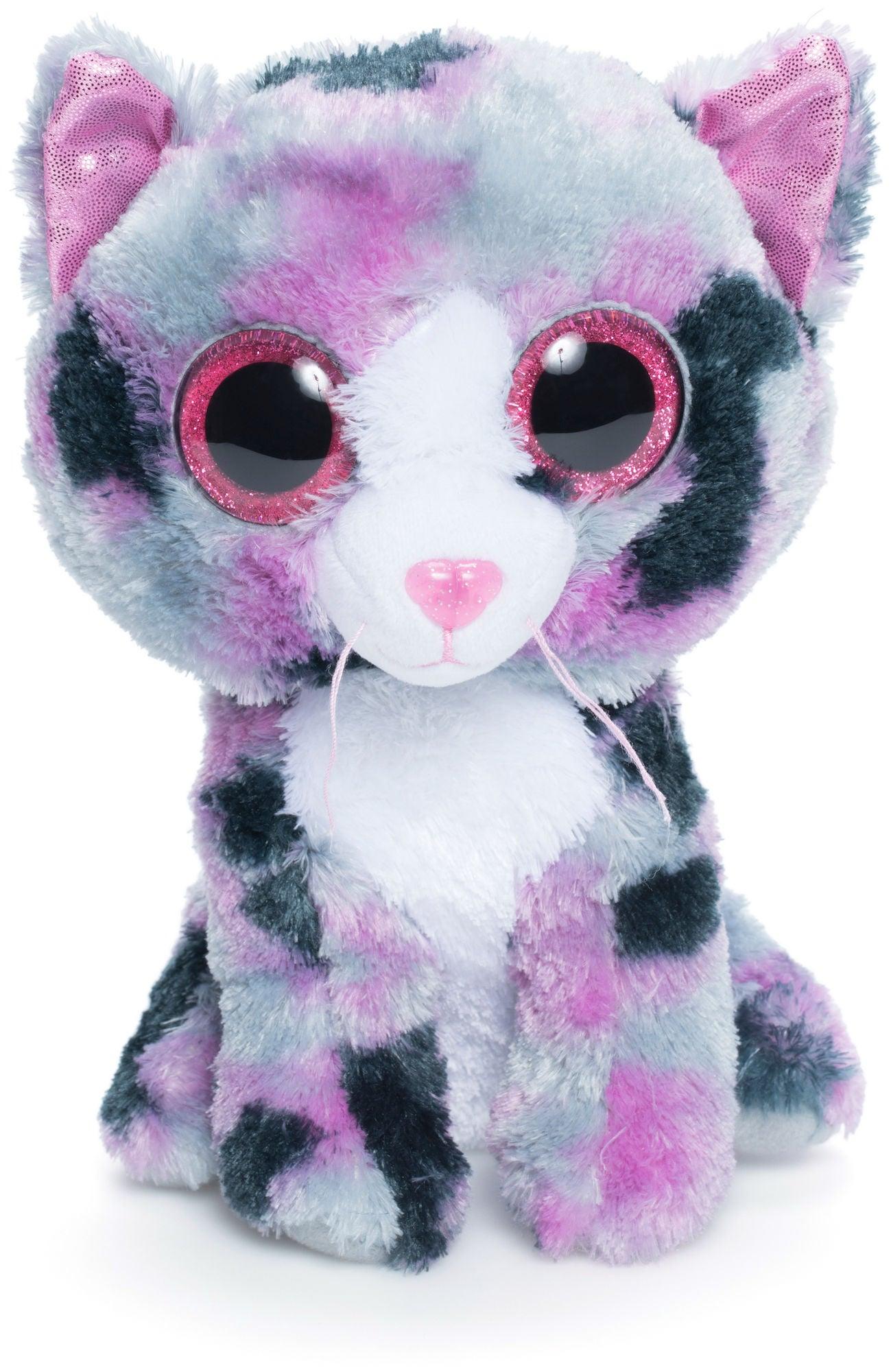 TY Gosedjur Lindi Katt 23 cm, Rosa