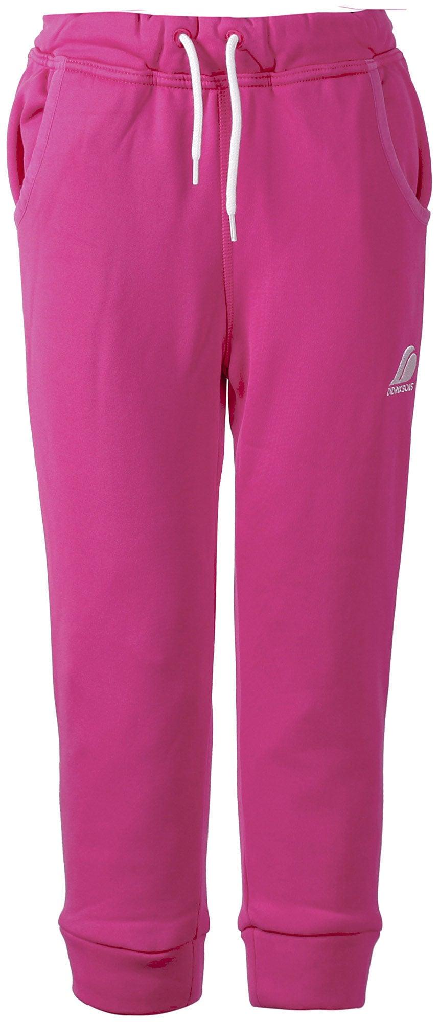 Didriksons Corin Powerstretch Byxa Plastic Pink 110