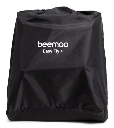 Beemoo Easy Fly+ Sulky, Black & Grey Melange