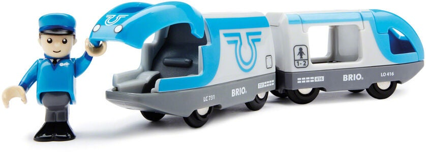 BRIO World 33506 Passagerartåg Batteridrivet