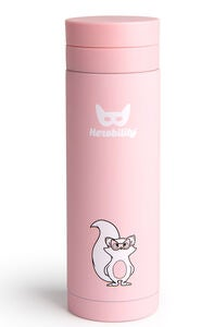 Herobility Insulated Bottle 300 ml, Rosa