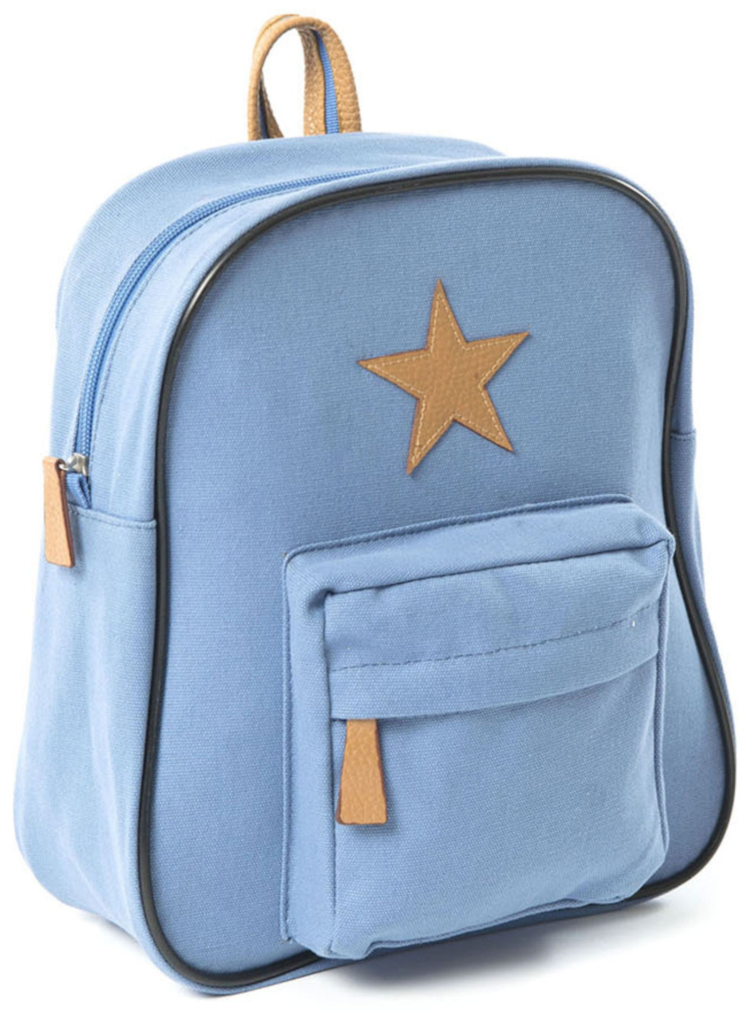 Smallstuff Ryggsäck Star, Sky Blue