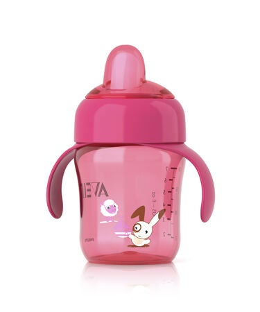 Philips Avent Spillfri Mugg 260ml Rosa