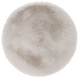 Alice & Fox Matta Fake Fur, Silver