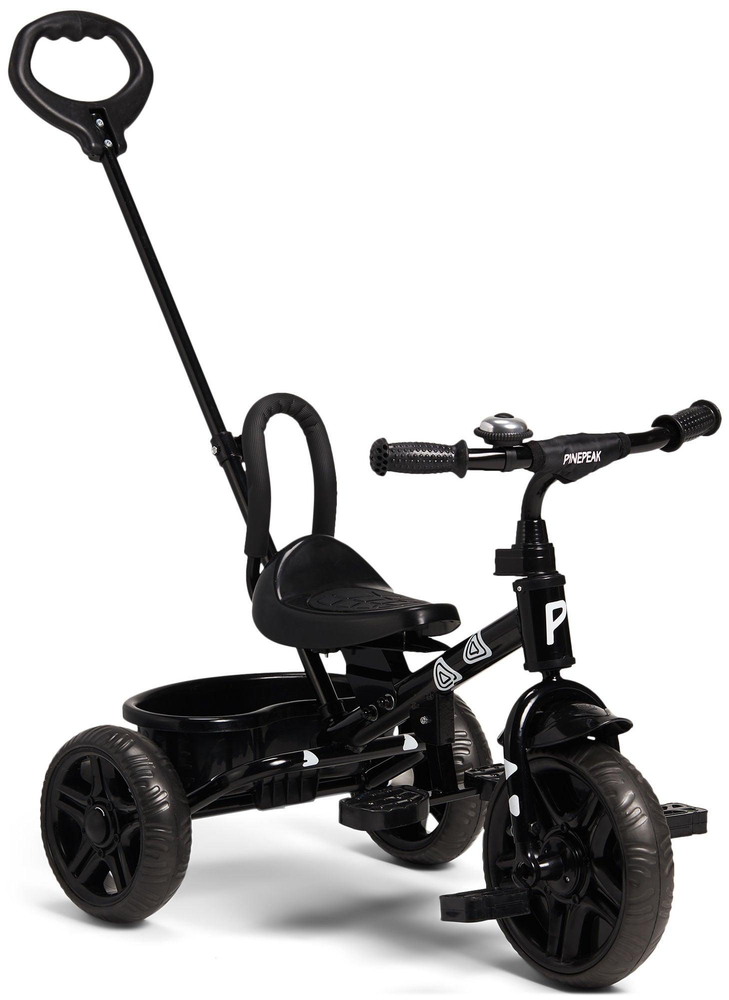 Pinepeak Trehjuling, Svart