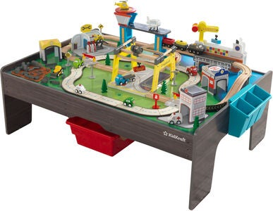 KidKraft My Own City Tågbord