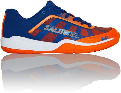 Salming Falco Kid Sportsko, Blue/Orange