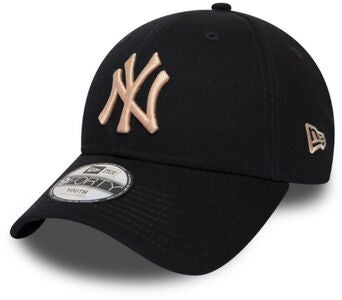 New Era Kids Keps, Navy Blush Sky