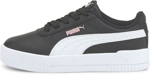 Puma Carina L PS Sneaker, Black/White
