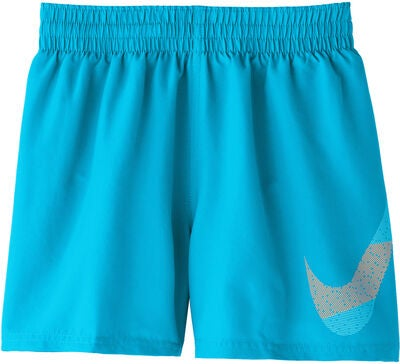 Nike Swim Mash Up Breaker Badbyxa, Light Blue Fury