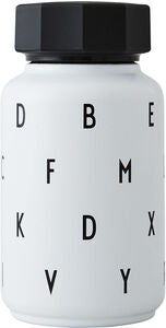 Design Letters Termos Kids, White