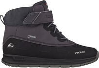 Viking Ted GTX Vinterkänga, Black/Charcoal