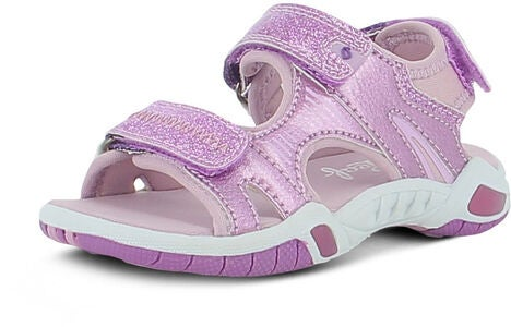 Leaf Puula Blinkande Sandal, Purple