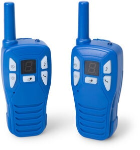 Fippla Walkie Talkie Set, Blå