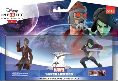 Disney Infinity 2.0 Play Set: Guardians of the Galaxy