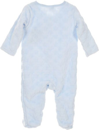 Disney Musse Pigg Pyjamasoverall, Light Blue