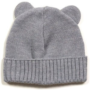 Huttelihut Minibear Mössa, Light Grey