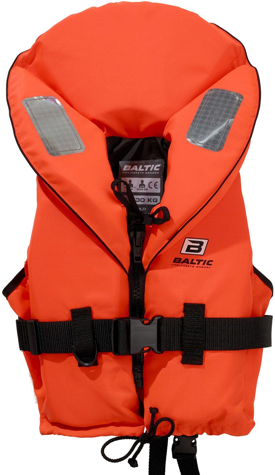 Baltic Flytväst Skipper 10-15 kg, Orange