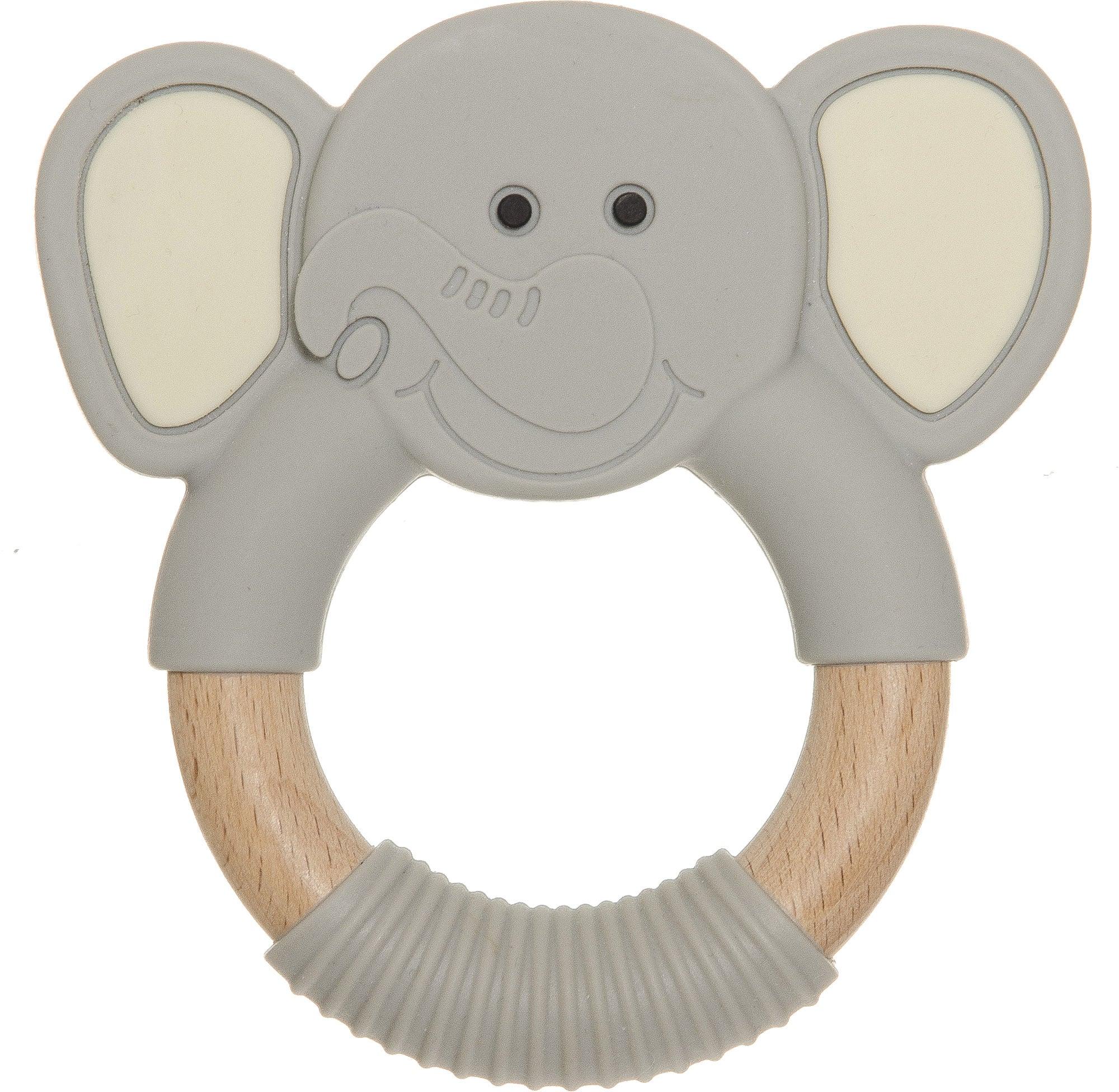 Teddykompaniet Diinglisar Bitring Elefant